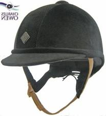 Charles Owen AYR8 Classic Helmet - BLACK\6 7-8