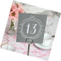 Hortense b Hewitt 35083 Charming Vintage Table Number Cards