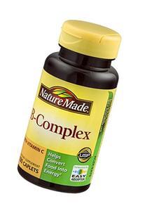 B-COMPLEX+C TABS N-M 100