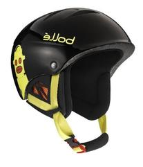 Bolle B-Kid Ski Helmet, Shiny Black Robots, 49-53cm