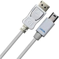 Accell Mini DisplayPort to DisplayPort 1.2 Cable with