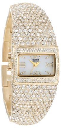 Badgley Mischka Women's BA/1154MPGB Swarovski Crystal-