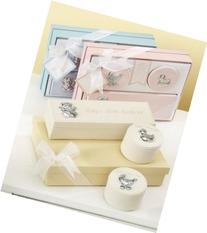 Baby Esentials 4 Piece Keepsake Set pink