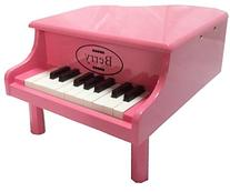 Berry Toys 18-Key Baby/Toddler Little Grand Piano, Pink