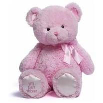 GUND babyGUND My 1st Teddy Bear Pink Extra Large Plush