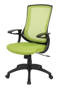 VIVA OFFICE High Back Mesh Chair, Green