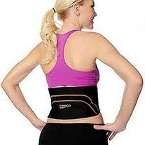Copper Fit Back Pro Compression Lower Back Support Belt