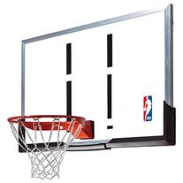 Spalding 54-Inch Backboard and Rim Combo with Acrylic