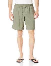 Columbia Men's Backcast III Water Shorts, Cypress, Medium/6-