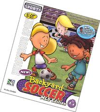 Backyard Soccer 2001 MLS Edition - PC/Mac