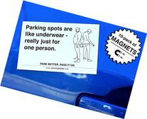 Do Your Park Magnets - Bad Parking Tickets