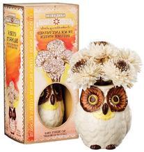 Poo-pourri Bada Bloom Flower Diffuser System Ceramic Brown