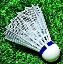 Sportime Badminton Shuttlecocks - International Nylon - Pack