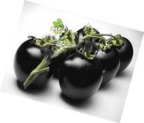 Bluetime 20pcs/Bag Rare Black big Tomato Seeds