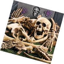 Fun Express Bag of Skeleton Bones - 28 Piece Set