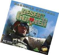 Baghdad Central: Desert Gunner Computer Software Game