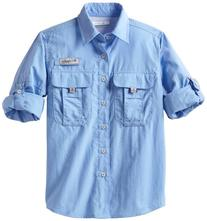 Columbia Bahama Shirt - Long-Sleeve - Boys