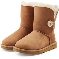 UGG Australia Bailey Button Suede Boots