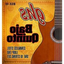 GHS Bajo Sexto 10-String Guitar Strings Set