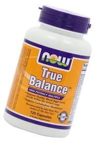 NOW Foods True Balance, 120 Capsules