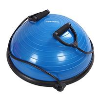 RitFit Balance Ball Trainer with Resistance Bands