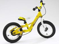 "Tykesbykes Balance Bike - 12"" Wheel, Yellow"