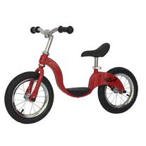 Boy's Balance Bike Frame Color: Red