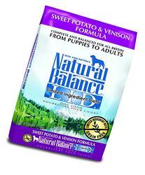 Natural Balance L.I.D. Limited Ingredient Diets Sweet Potato