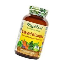 MegaFood - Balanced B Complex, Promotes Energy & Health of
