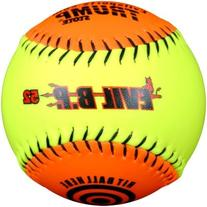 "Evil Ball 12"" BP 52 Batting Practice Ball .52/300 Softball-"