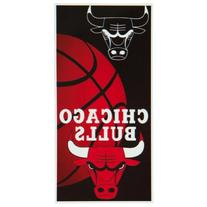 The Northwest Company NBA Chicago Bulls Emblem Beach Towel,