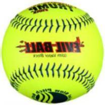 "Evil Ball 12"" EVIL-USSSA HOT Classic M Yellow .40/325 -"