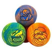 ® Balls Rainbow Color Rubber Handball For Recreational