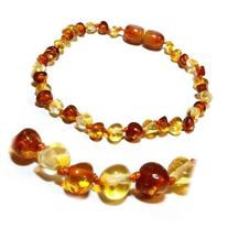 The Art of Cure Baltic Amber bracelet 5.5 Inch  - Anti-