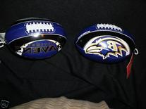 Baltimore Ravens NFL Collectible Soft Toy Football