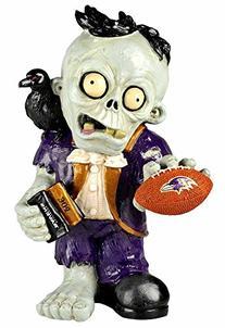 Baltimore Ravens Resin Thematic Zombie Figurine