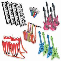 Band On The Run Inflatable Kit 24 Piece Kit