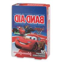Band-aid Disney Cars Bandages - 20 Per Pack