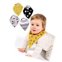 Bandana Bibs for Babies and Toddlers, Unique Infant Gift,