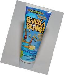 Tanner's Tasty Paste Banilla Bling Anti-Cavity Fluoride