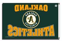 Banner Flag - Oakland Athletics