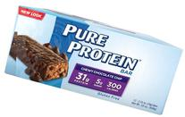 Pure Protein High Protein  Bar, Chewy Chocolate Chip, 2.75-