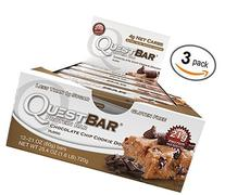 Quest Bar Chocolate Chip Cookie Dough 12 count - 2.12oz