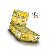 Quest Bar Lemon Cream Pie - Box of 12 - 2 Pack