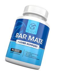 Bar Mate - Hangover Relief & Liver Support Supplement - For