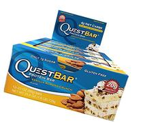 Quest Bar Peanut Butter amp; Jelly - Low Carb Box of 12
