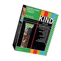 Kind Bar Plus Almnd & Cshw