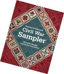 Barbara Brackman's Civil War Sampler: 50 Quilt Blocks with