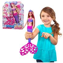 Barbie Bubble-Tastic Mermaid Bubble-Making Doll