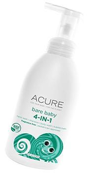 Acure Bare Baby 4-In-1 Foamer - 16 Oz